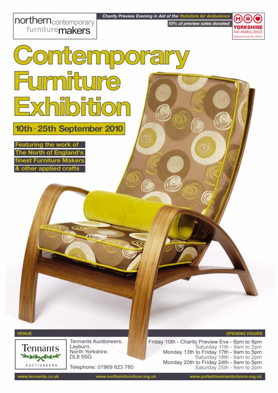 Northern Contemporary Furniture Makers Exhibition 2010