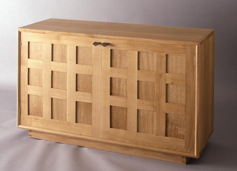 Arts and Crafts Cabinet by Andrew Lawton