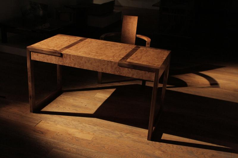 The Cube desk by Chris Tribe