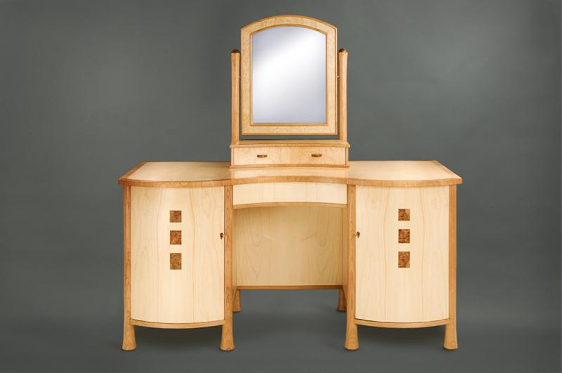 Dressing table by Chris Tribe