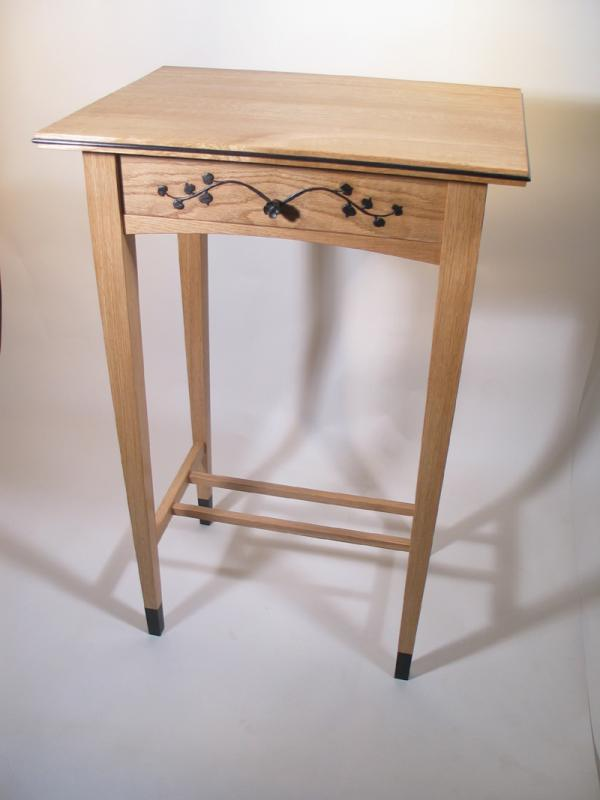 Hall table by Chris Tribe