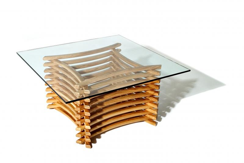 Embrace coffee table by David Tragen