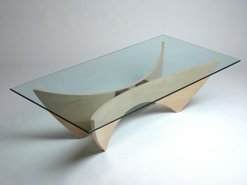 Pegasus coffee table by David Tragen