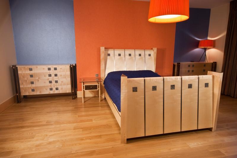 Bedroom suite by Design in Wood