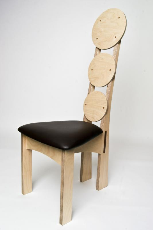 Dining chair by Design in Wood