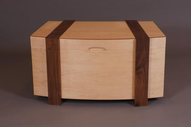 Blanket Chest by Dovetailors