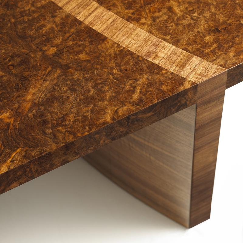 Coffee Table Detail by Dovetailors