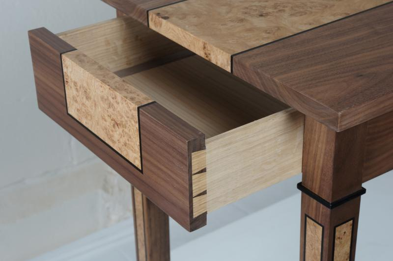 Console table by Dovetailors