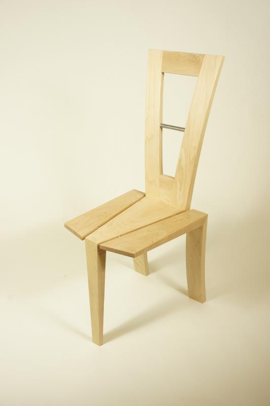 Dining chair by Dovetailors