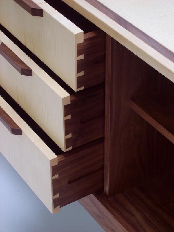 Sideboard Detail by James McKay