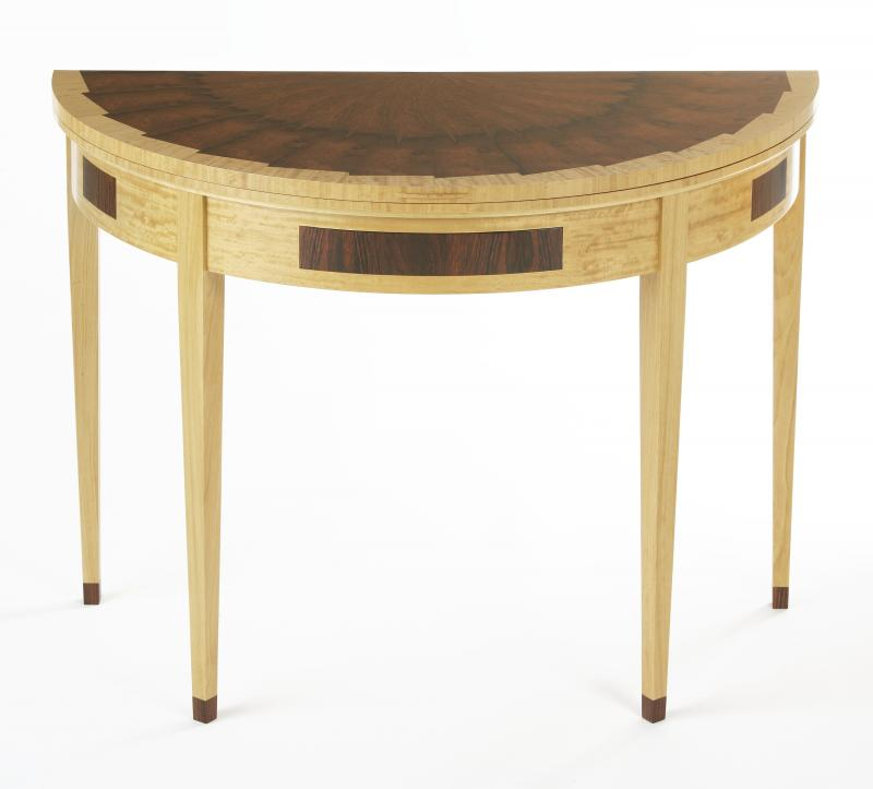 Card Table by Philip Dobbins