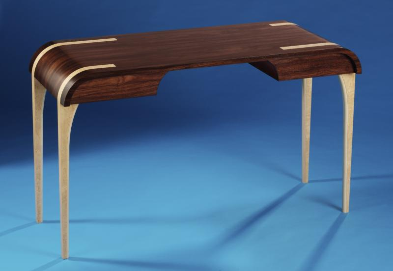 Desk or Dressing Table by Philip Dobbins