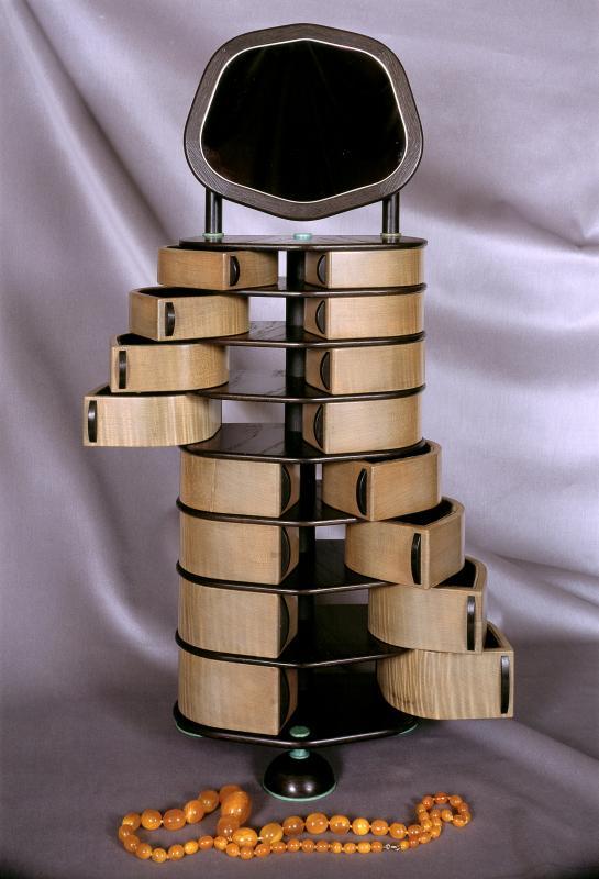 Jewellery Tower by Robert Ingham