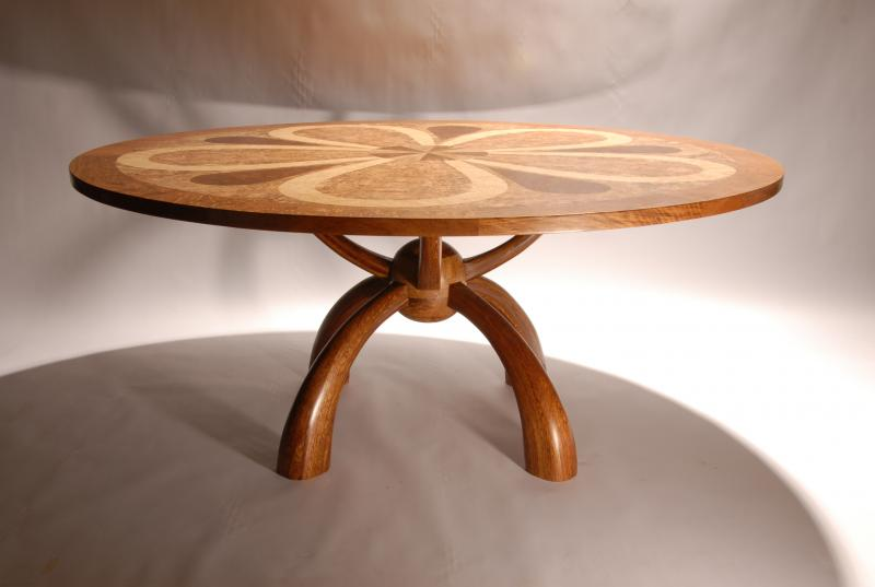 Dining Table by Sam Anderson