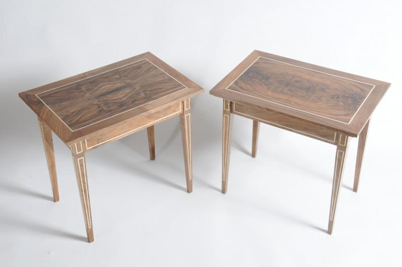 Sofa Side Table by Sam Anderson