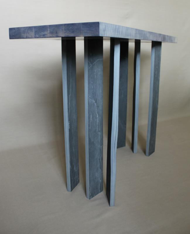 Chinchilla Console table by Suzanne Hodgson