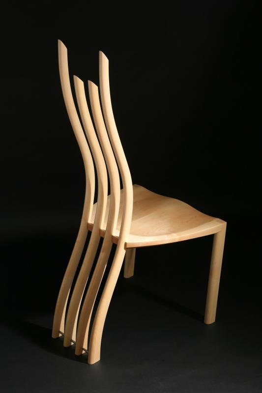 Ripple Chair by Tim Rinaldi