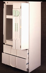 Mackintosh cabinet by Andrew Lawton