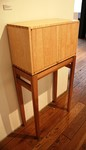 Cabinet on a Stand by Anna Childs and John Thatcher