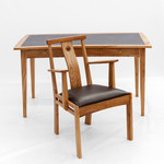 Work Desk and Chair by Anna Childs and John Thatcher