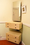 Hall stand by Design in Wood