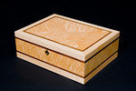 Jewellery box by Design in Wood