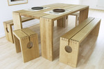 Dining Table by Dovetailors