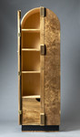 Hall Cabinet in Walnut by Dovetailors