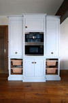 Housekeeper's cabinet by Dovetailors