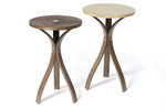 """Bethy"" wine table by Gabler Furniture"