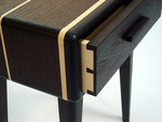 Bedside table by James McKay