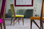 Spyder Dining Chairs by Paul Case