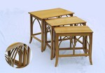 Nested Tables by Philip Dobbins