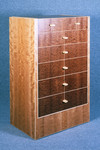Chest of drawers by Robert Ingham