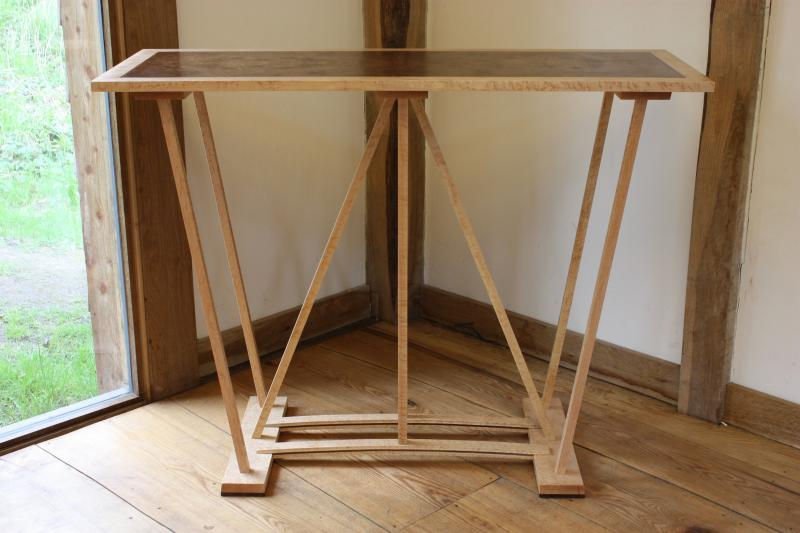 Hall Table by Anna Childs and John Thatcher