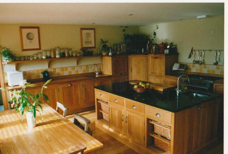 Hepworth kitchen by Chris Tribe