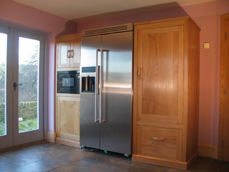 Piggery kitchen by Chris Tribe