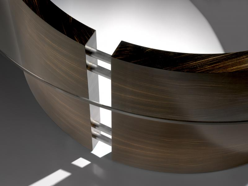 Le Chic coffee table by David Tragen