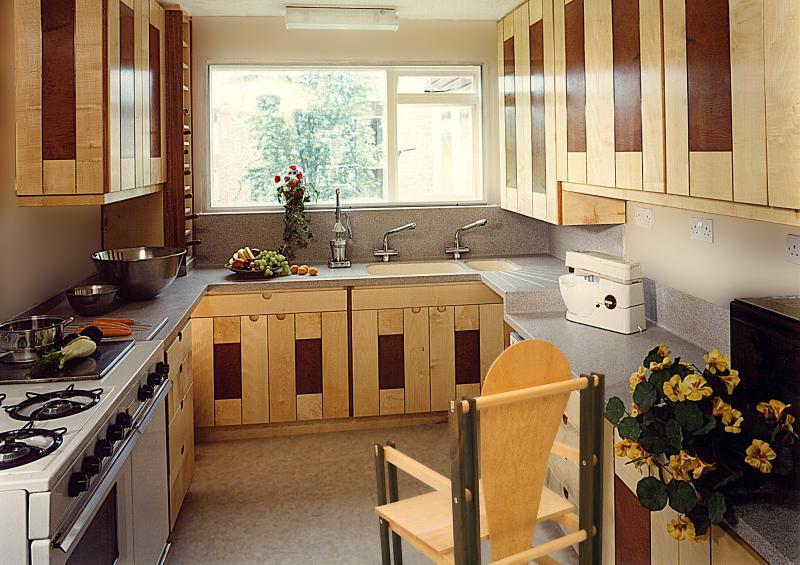 Kitchen by Design in Wood