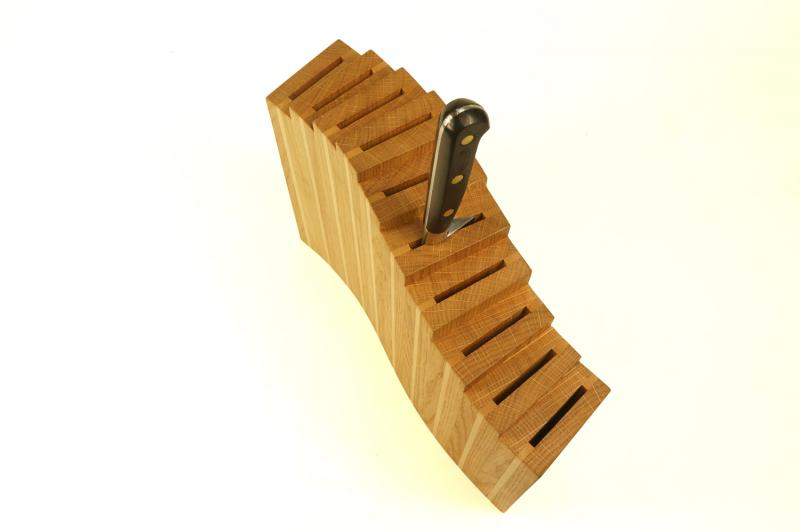 Accessory - Knife Block by Dovetailors