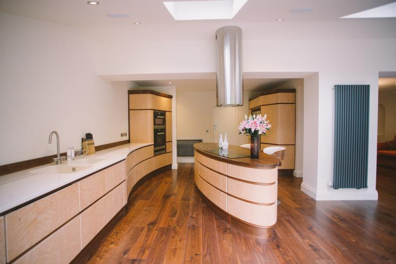 Kitchen Art Deco inspired by Dovetailors