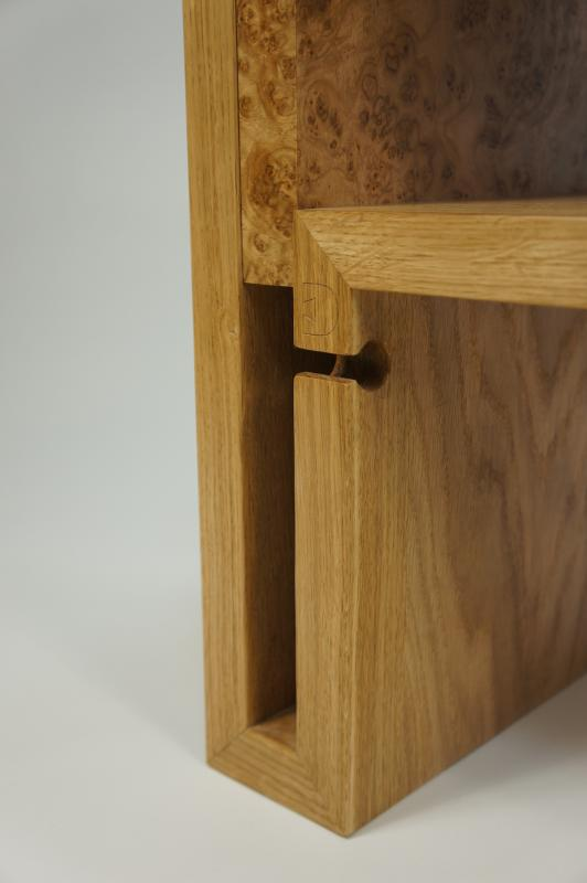 TV Stand by Dovetailors