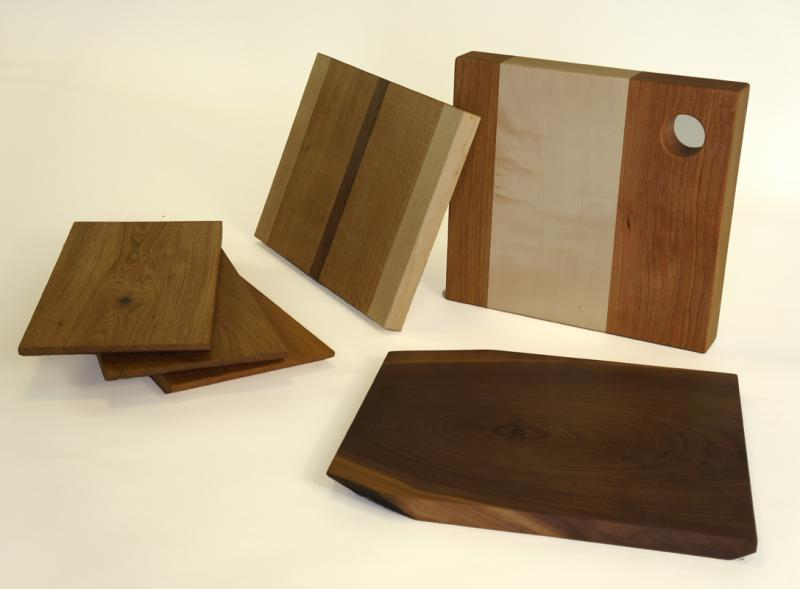 Wooden kitchen accessories by Dovetailors