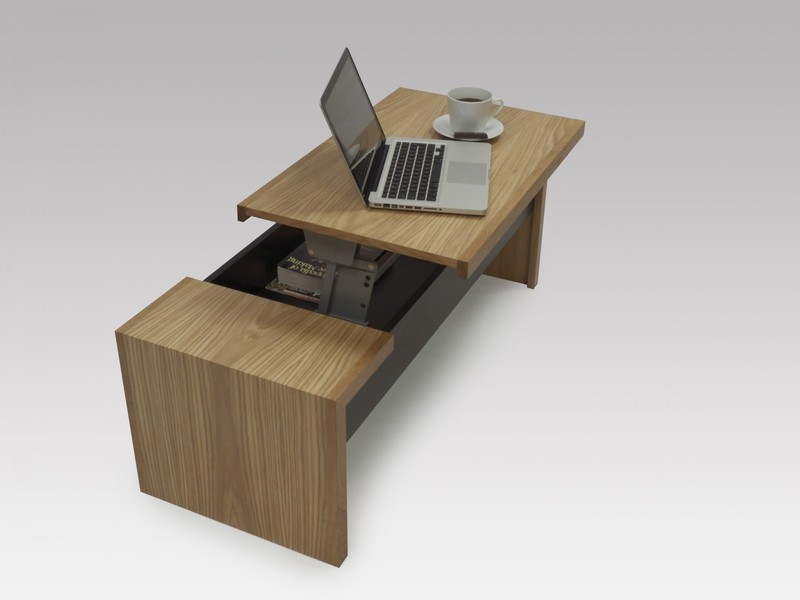 Studio Lift-up Table by James McKay
