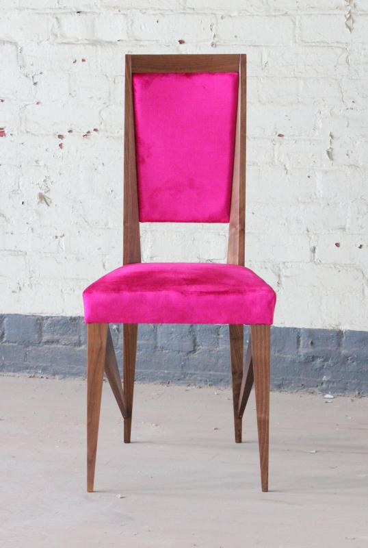 Spyder Dining Chair by Paul Case
