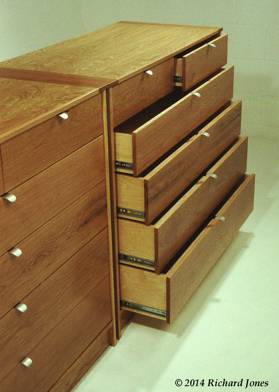 Chest of Drawers - matching pair by Richard Jones