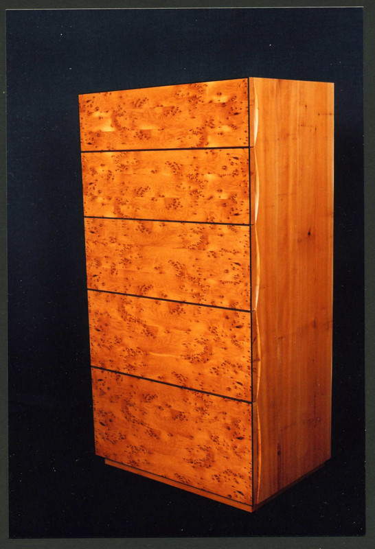 Chest of drawers by Suzanne Hodgson