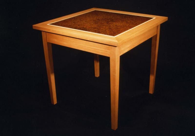 Games table by Suzanne Hodgson