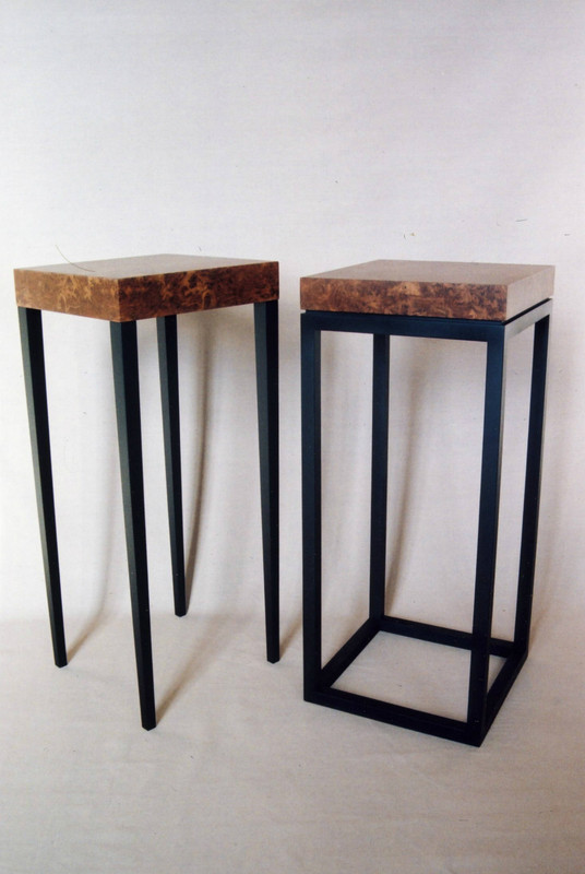 """Perrier"" Occasional table by Suzanne Hodgson"