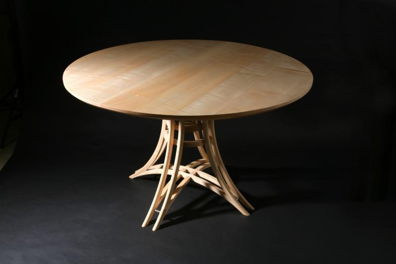 Ripple Table by Tim Rinaldi